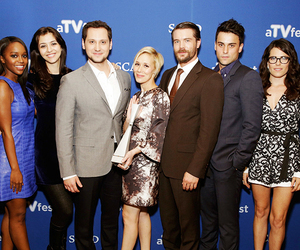cast, jack falahee, and htgawm image