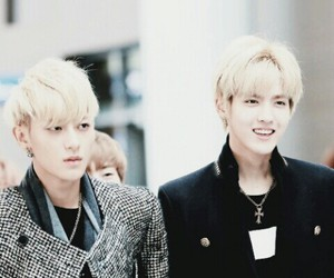 actor, exo, and kris image