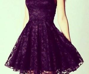 black dress and luxury image