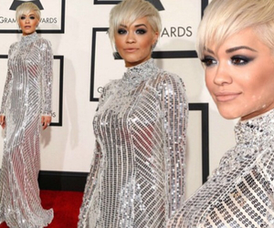 celebrities, grammys, and ritaora image