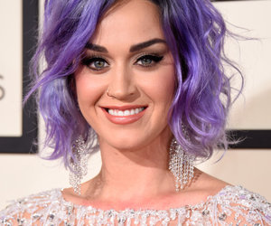 katy perry and hair image