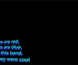 bands, black, and blue image