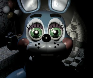 five nights at freddy's, Bonnie, and five nights at freddy's 2 image