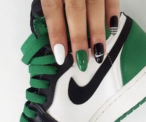 nails and nike image