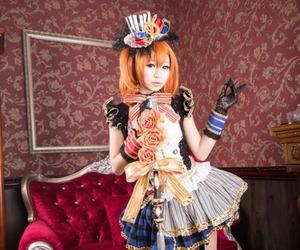 cosplay and kousaka honoka image