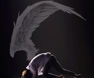exo, kai, and angel image