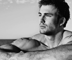chris evans, perfect, and my heroe image