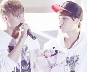 exo, kai, and cute image