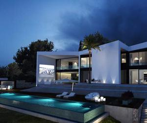 home, mansion, and villa image