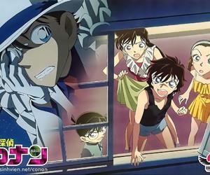 anime, detective conan, and conan edogawa image