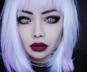 perfect, girl, and eyes image