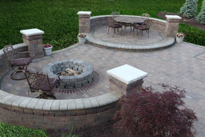 Remarkable Gas Fire Pit Design Ideas For Lowe S