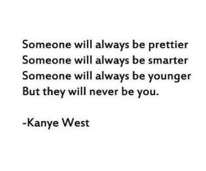 kanye west, quotes, and life image