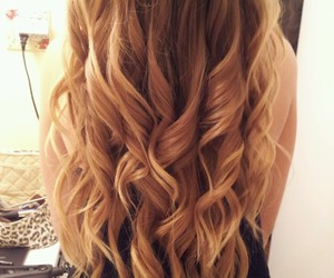 amazing, braid, and curled image