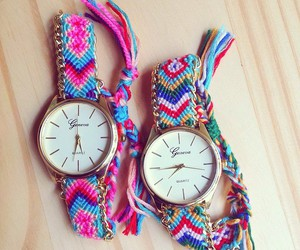 fashion, watch, and girly image