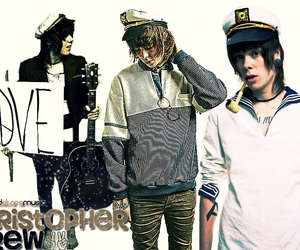 never shout never and christopher drew image