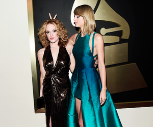 Taylor Swift and abigail image