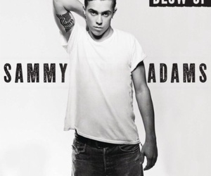 rapper, sexy, and sammy adams image