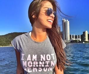 funny, shirt, and girl image
