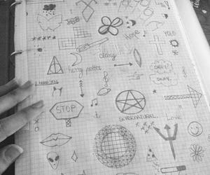 bad, diana, and draw image