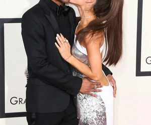 ariana grande, couple, and style image