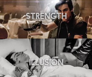 alec lightwood and the mortal instuments image