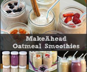 oatmeal smoothies image