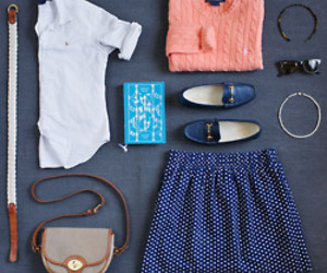 outfit and preppy image