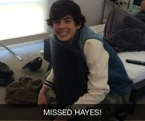 boy and hayes grier image
