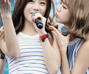 hyeri, sojin, and kpop image