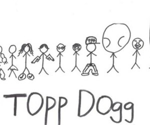 kpop and topp dogg image
