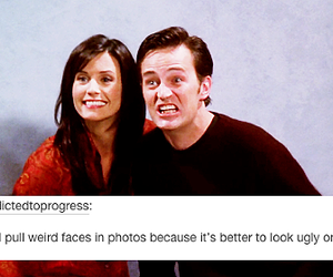 quotes, f.r.i.e.n.d.s, and monica and chandler image