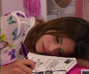 diary, room, and disney channel image