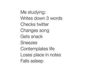 homework, life, and sleep image
