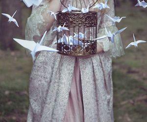 bird, fantasy, and magic image