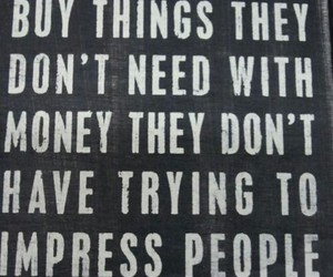 quote, money, and people image