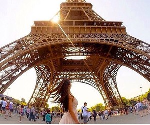 beautiful, gopro, and eiffel image