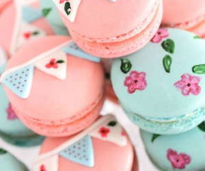 pastel, pink, and sweet image