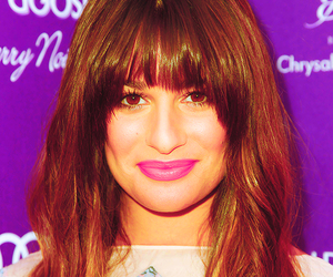 lea michele, glee, and Queen image