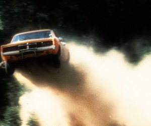 cars, tv shows, and the dukes of hazzard image