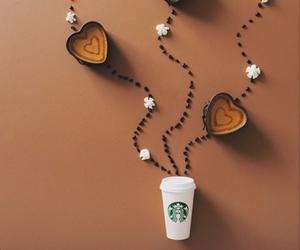 coffee, starbucks, and love image