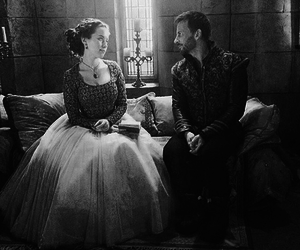 anna popplewell, craig parker, and reign image