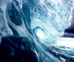 waves, sea, and water image