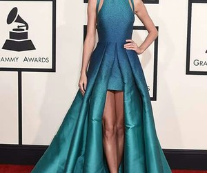 Taylor Swift, grammy, and dress image