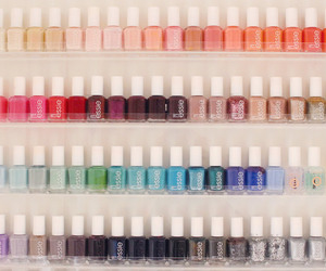 colors, nails, and essie image