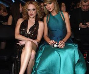 Taylor Swift and grammy 2015 image