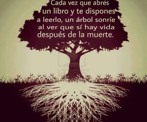 arbol, vida, and libro image
