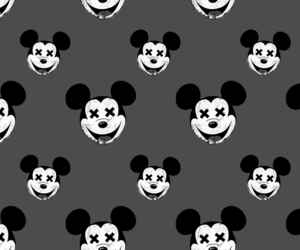 wallpaper, background, and mickey image