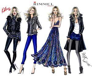 hayden williams, kate moss, and art image