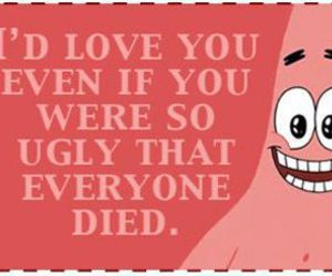 love, patrick, and funny image